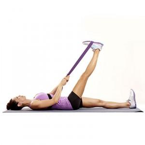 Yoga Stretch for Back Pain