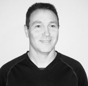 Physiotherapist Trevor Horvath