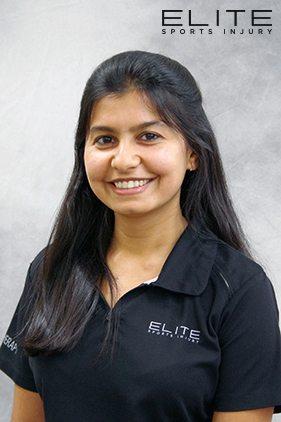Roosha Parikh - Winnipeg Physiotherapy, Massage Therapy, Elite Sports Injury
