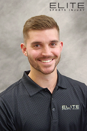 Elliott Cooke - Winnipeg Physiotherapist, St James Assiniboine