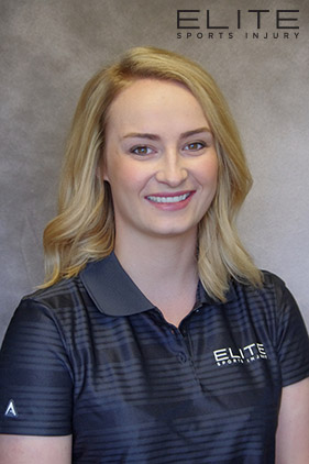 Cara Henkewich, Physiotherapist at Elite Sports Injury Physiotherapy, Massage Therapy Winnipeg