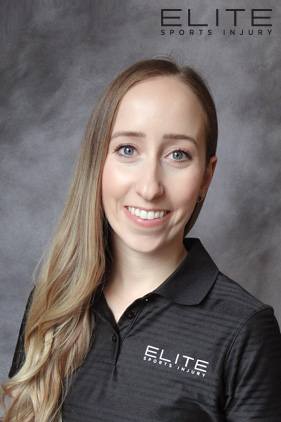 Melanie Sabourin - Winnipeg Physiotherapist, St James Assiniboine
