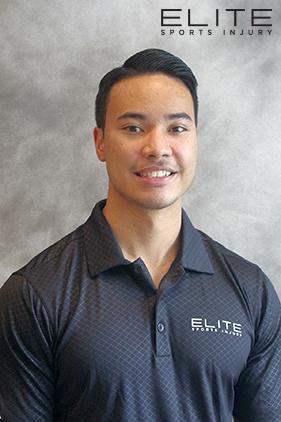 Chris Chee-A-Tow - Winnipeg Physiotherapist, St James Assiniboine